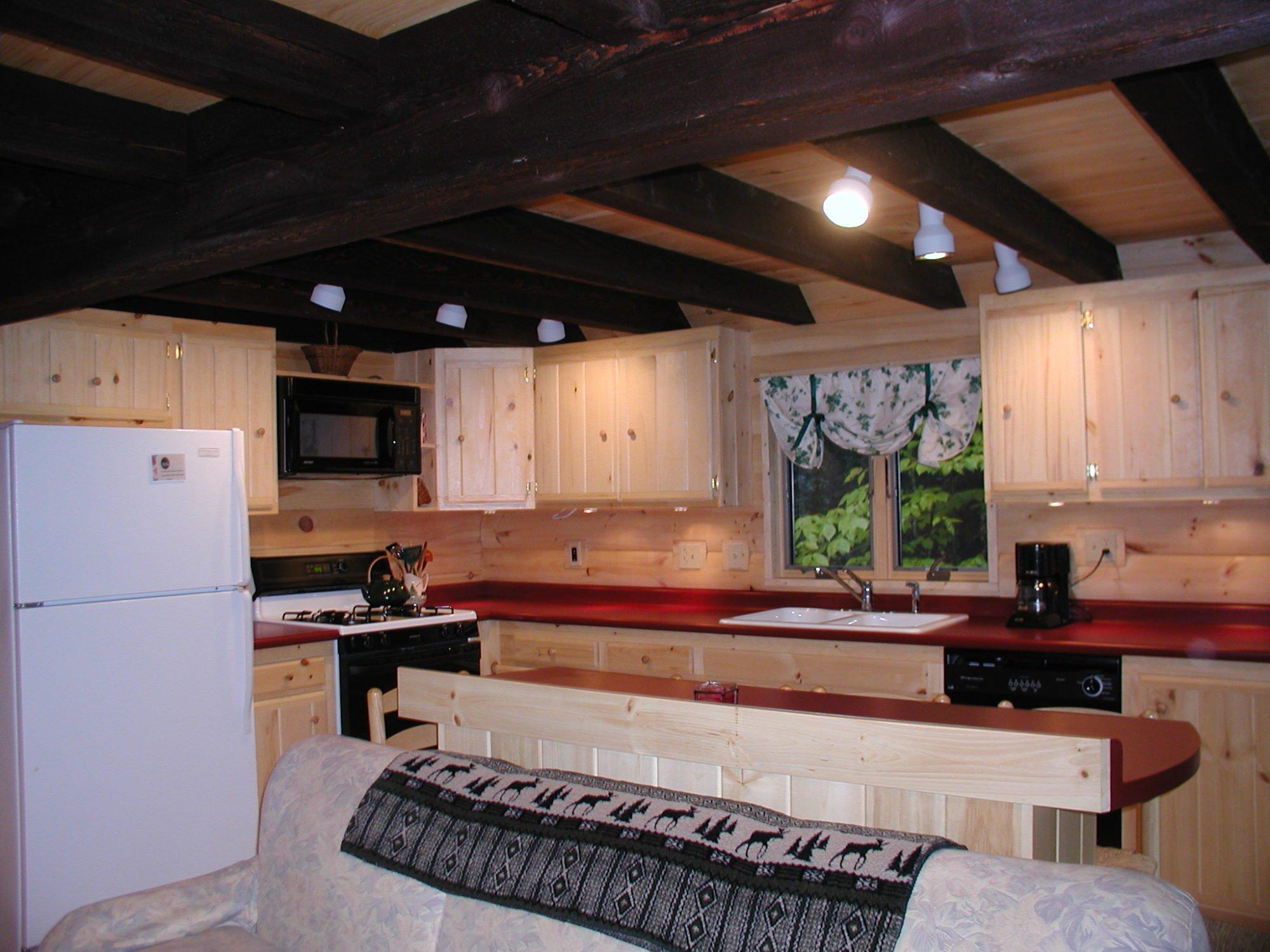 Moosehead Hills Cabins Rustic Luxury Log Cabin Rentals